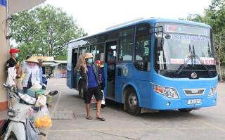 487,5 triệu đồng hỗ trợ lãi suất đầu tư phương tiện phục vụ vận tải hành khách công cộng bằng xe buýt
