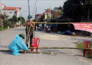 Chiều 29-4-2021, Việt Nam ghi nhận 5 ca lây nhiễm trong cộng đồng từ BN2899