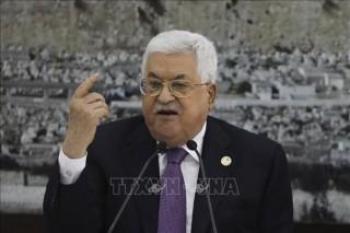 Tổng thống Palestine thông báo hoãn bầu cử