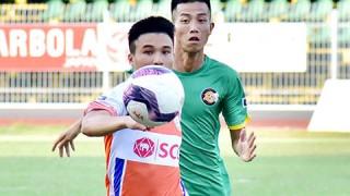 Đại thắng Cần Thơ, Bà Rịa Vũng Tàu bắt kịp Khánh Hòa ở ngôi đầu hạng nhất