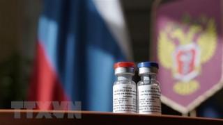 Philippines tiếp nhận lô vaccine Sputnik V đầu tiên từ Nga