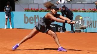 Naomi Osaka thua đối thủ vô danh ở vòng hai Madrid Open 2021