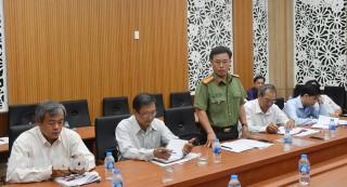 Các ứng cử viên đại biểu Quốc hội và HĐND tỉnh tiếp xúc cử tri tại các huyện, thành phố