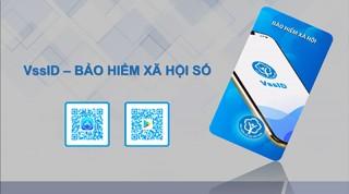 Triển khai ứng dụng Bảo hiểm xã hội số (VssID)