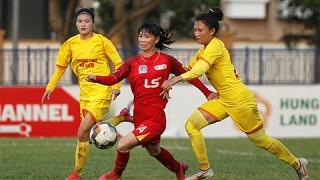 Vượt qua Phong Phú Hà Nam, TP.HCM I vào chung kết giải bóng đá nữ cúp QG 2021