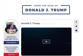 Cựu Tổng thống Mỹ Donald Trump ra mắt nền tảng mạng xã hội riêng