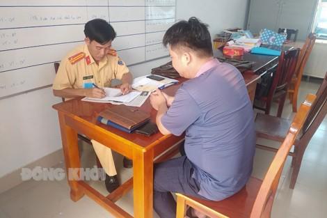 Xử phạt vi phạm giao thông qua hình ảnh do nhân dân cung cấp