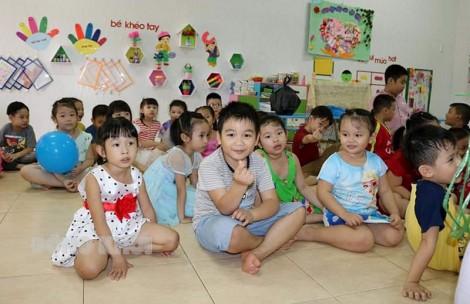 Rèn kỹ năng ngôn ngữ cho trẻ qua tiếp cận chương trình tiếng Anh mầm non