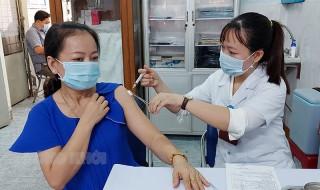 Hơn 5 ngàn người đã tiêm vắc-xin Covid-19