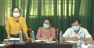 Ủy ban MTTQ Việt Nam tỉnh giám sát công tác bầu cử tại huyện Chợ Lách