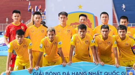 Vòng 7 hạng nhất: Quảng Nam, Khánh Hòa bị cầm chân