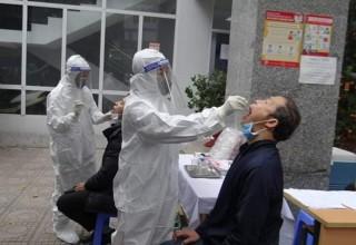Hà Nội thêm 3 ca dương tính COVID-19 tại Thường Tín, Đông Anh