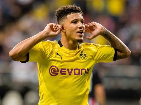 Chuyển nhượng 7-5-2021: Dortmund đại hạ giá Sancho, MU và 3 'đại gia' xếp hàng hỏi mua