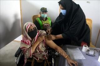 Pakistan nhận lô vaccine đầu tiên theo cơ chế COVAX