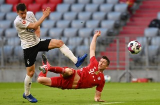 Bayern vô địch Bundesliga sớm 2 vòng đấu