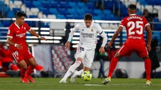 Real lỡ cơ hội lên đỉnh La Liga