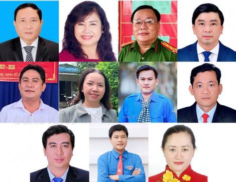 Gặp gỡ ứng cử viên đại biểu HĐND các cấp, nhiệm kỳ 2021 - 2026