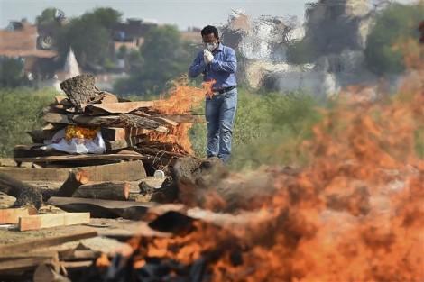 Vượt 3,3 triệu ca tử vong; Ấn Độ có thể 1 triệu người chết vào tháng 8