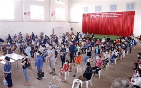 Lào và Philippines tiếp tục ghi nhận nhiều ca mắc mới