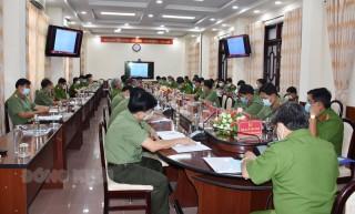 Hội nghị quán triệt, phổ biến các văn bản quy phạm pháp luật