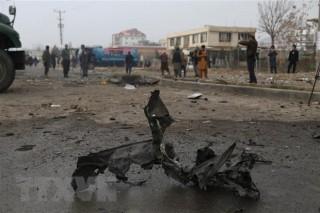 Đánh bom tại Afghanistan vào ngày đầu tiên lệnh ngừng bắn có hiệu lực