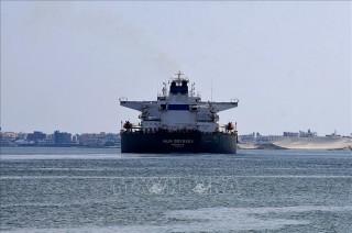 Ai Cập tiến hành mở rộng kênh đào Suez
