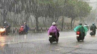 Cảnh báo mưa lớn diện rộng