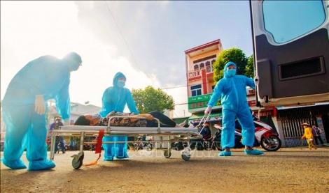 Chiều 16-5-2021, Việt Nam có thêm 54 ca mắc mới COVID-19 trong cộng đồng, cách ly hơn 100.000 người
