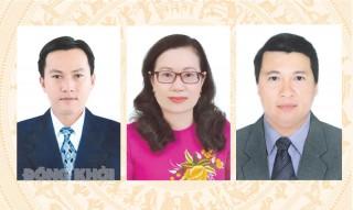 Tiểu sử tóm tắt và chương trình hành động của ứng cử viên đại biểu HĐND tỉnh, đơn vị bầu cử số 4