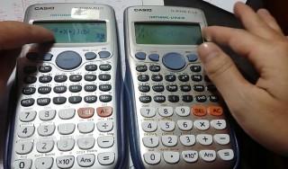 Danh sách máy tính được mang vào phòng thi