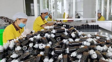 Tăng cường phòng chống dịch Covid-19 tại khu công nghiệp