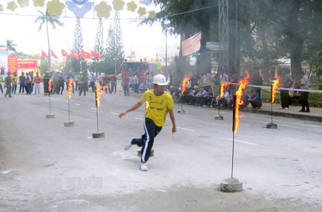 Kiểm tra công tác phòng cháy chữa cháy tại các cơ sở giáo dục