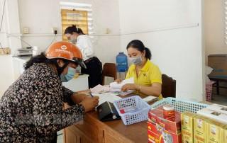 Chi trả lương hưu đảm bảo thực hiện tốt công tác phòng, chống dịch Covid-19