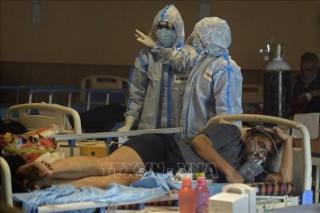 Ấn Độ ghi nhận số ca tử vong do COVID-19 trong ngày cao nhất