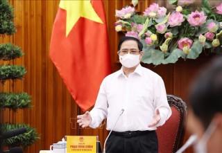 Thủ tướng Chính phủ chỉ đạo thần tốc, quyết liệt, hiệu quả hơn nữa trong phòng, chống dịch