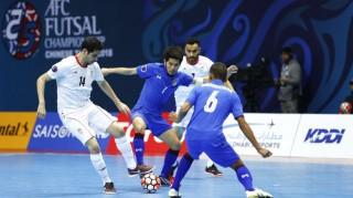 Thắng đậm Iraq, Thái Lan chạm một tay đến vé World Cup futsal 2021