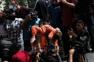 WHO kêu gọi cứu trợ y tế khẩn cấp cho Dải Gaza và Bờ Tây