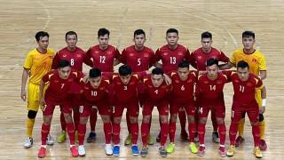 Hòa Lebanon, ĐT futsal Việt Nam chờ vé World Cup futsal ở trận lượt về