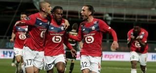 Lille chấm dứt sự thống trị của PSG