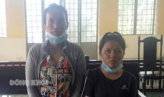 Trộm cắp tài sản, 2 bị cáo lãnh án 8 năm tù