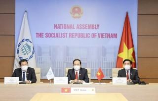 Việt Nam dự khai mạc Đại hội đồng Liên minh Nghị viện Thế giới thứ 142