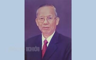 Tưởng niệm 100 ngày mất nguyên Phó thủ tướng Chính phủ Trương Vĩnh Trọng