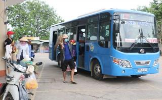 Tạm dừng hoạt động vận chuyển hành khách đi TP. Hồ Chí Minh
