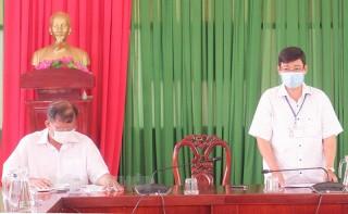 Thạnh Phú thẩm định chính sách hỗ trợ người trồng dừa