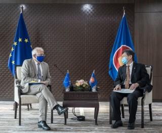 Quan chức EU, ASEAN thảo luận về nhiều vấn đề quan trọng của khu vực