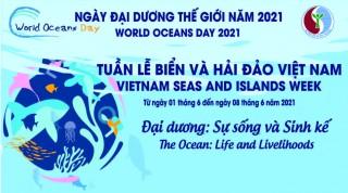 Hưởng ứng Tuần lễ biển, hải đảo Việt Nam
