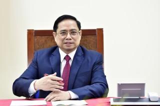 Thủ tướng Phạm Minh Chính điện đàm với Thủ tướng Quốc vụ viện nước CHND Trung Hoa Lý Khắc Cường