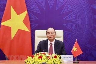 Tổng thống Hoa Kỳ gửi thư cảm ơn Chủ tịch nước Nguyễn Xuân Phúc