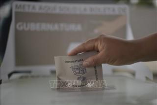 Bầu cử giữa kỳ tại Mexico - Chiến thắng của lòng tin
