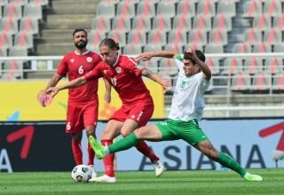 Lebanon bất ngờ bại trận, tuyển Việt Nam rộng cửa đi tiếp ở VL World Cup 2022